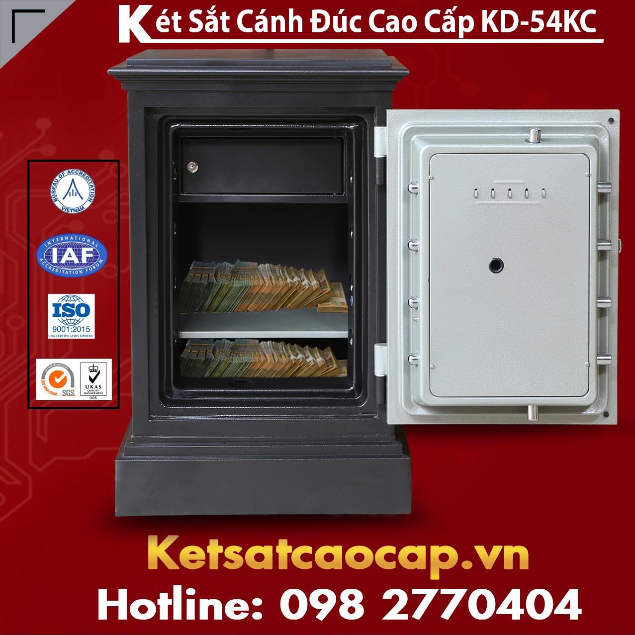 Két Sắt Cánh Đúc KD54 KC Két Sắt WELKO Safes