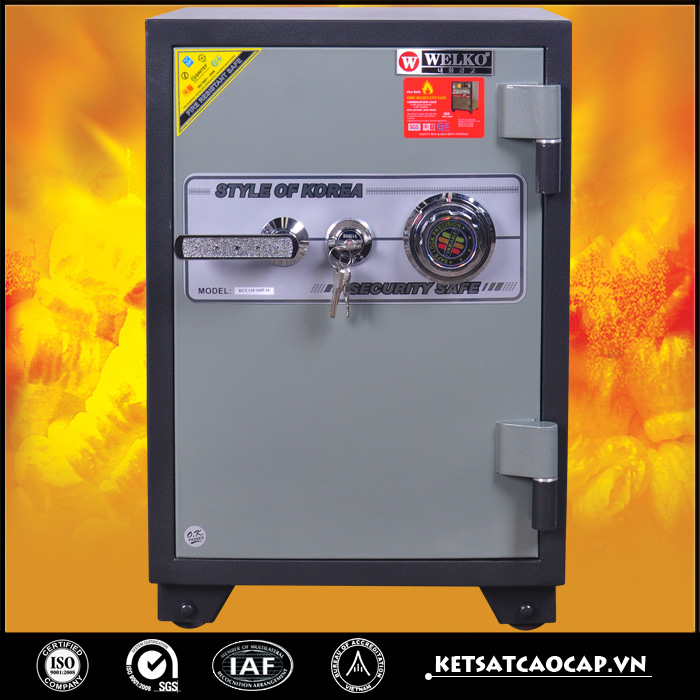 Két sắt chống cháy kcc 110 KC