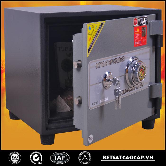 hình ảnh sản phẩm Két sắt chống cháy KCC 41 KC