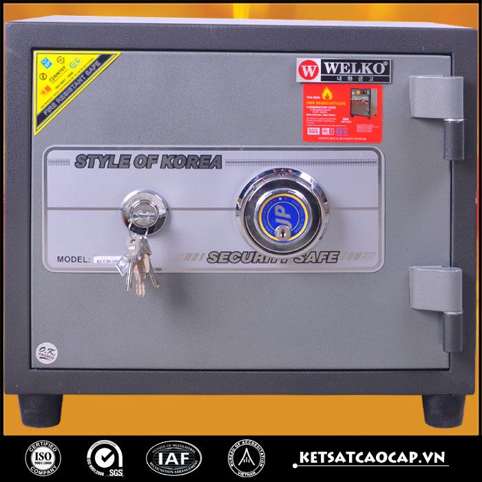 két sắt chống cháy kcc60
