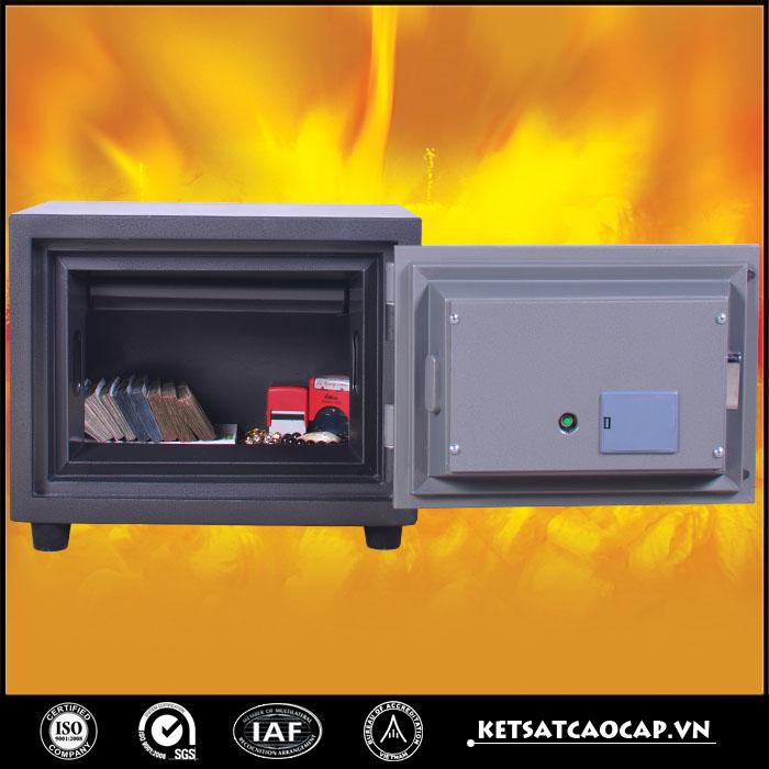 Két sắt chống cháy KCC 60 Điện Tử