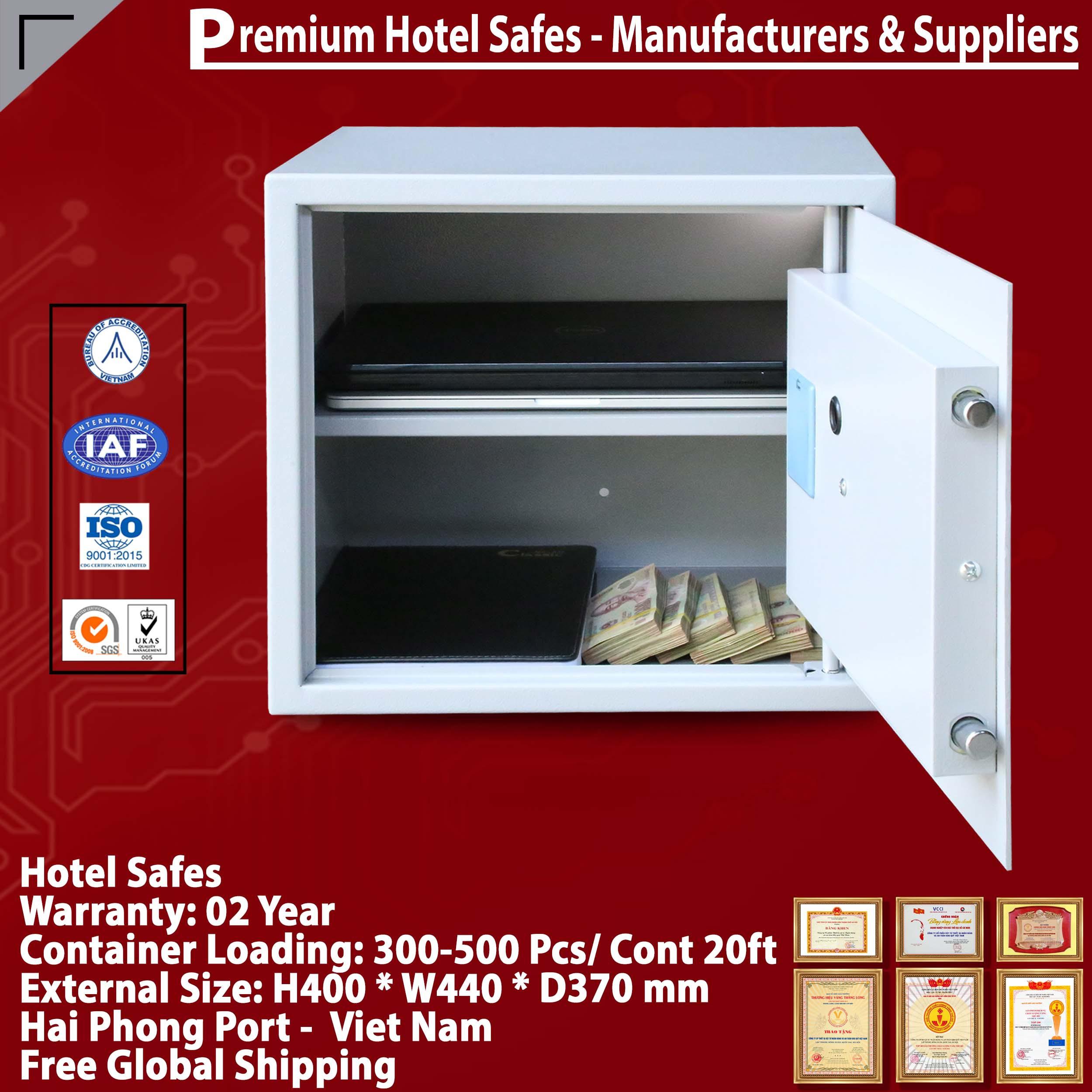 Hotel Room Safe Box