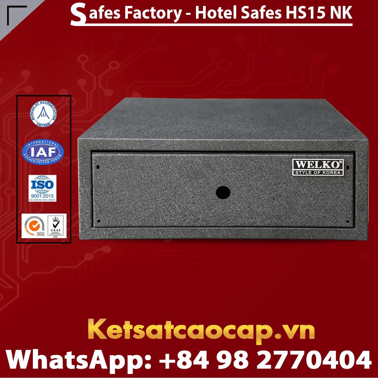 Hotel Safes WELKO HS15 NK