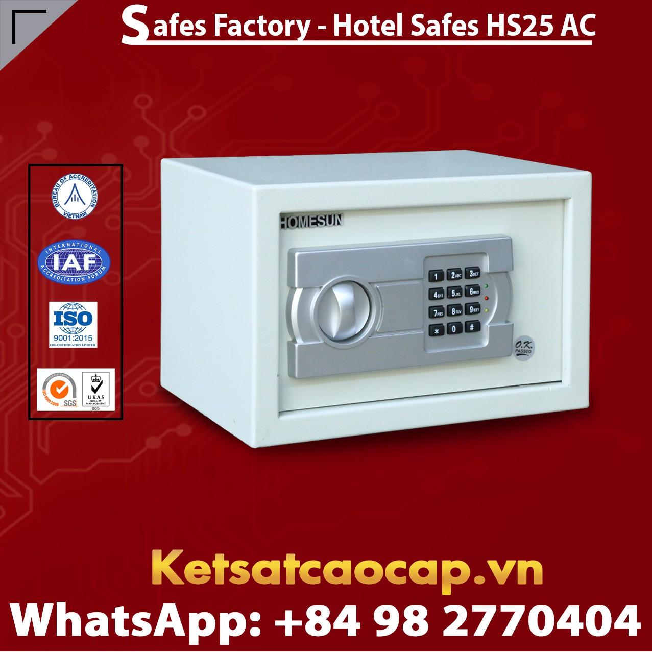 Hotel Safes HOMESUN HS25 AC