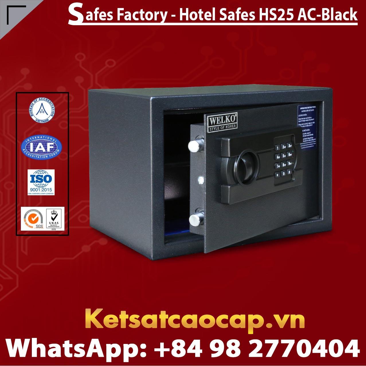 Hotel Safes  WELKO HS25 AC