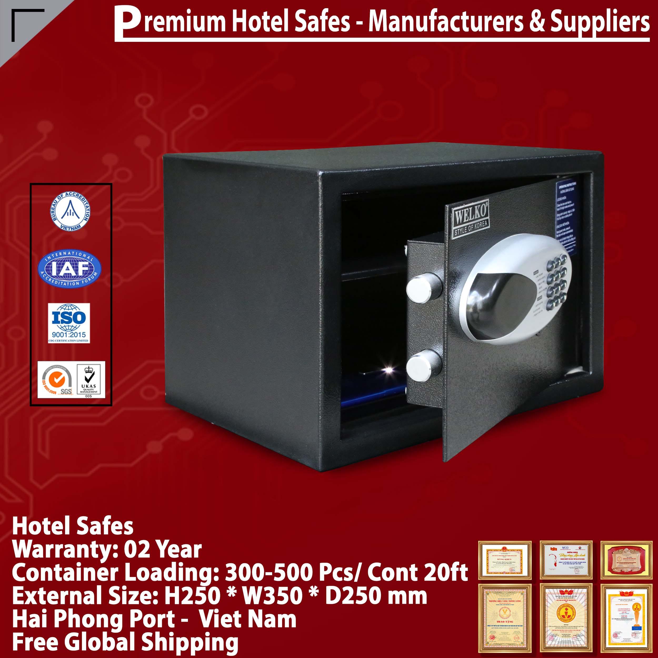 Room Hotel Safe for sale online