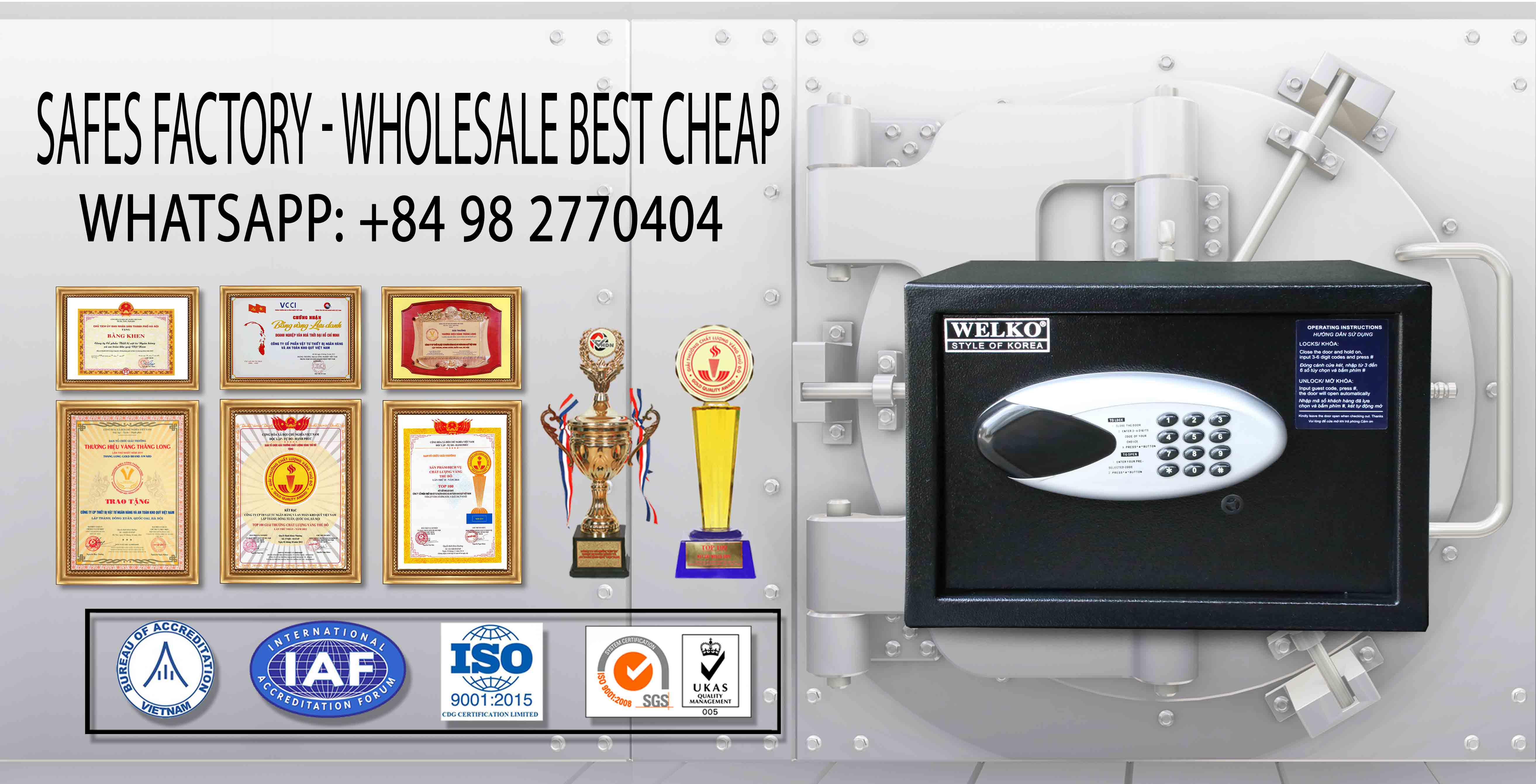 Buy Hotel Safe, Safes For Hotels From Ireland's