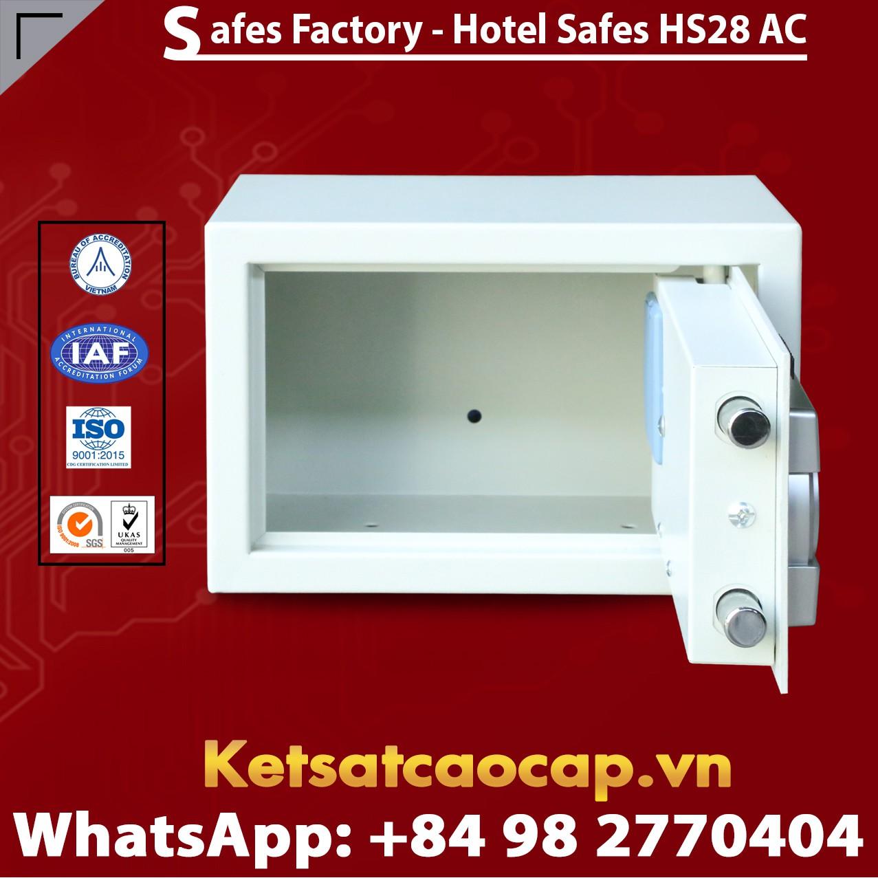 Két Sắt Khách Sạn Hotel Safes HOMESUN HS28 AC