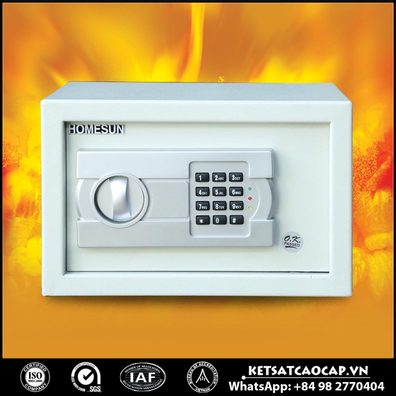 Fireproof Hotel Safe