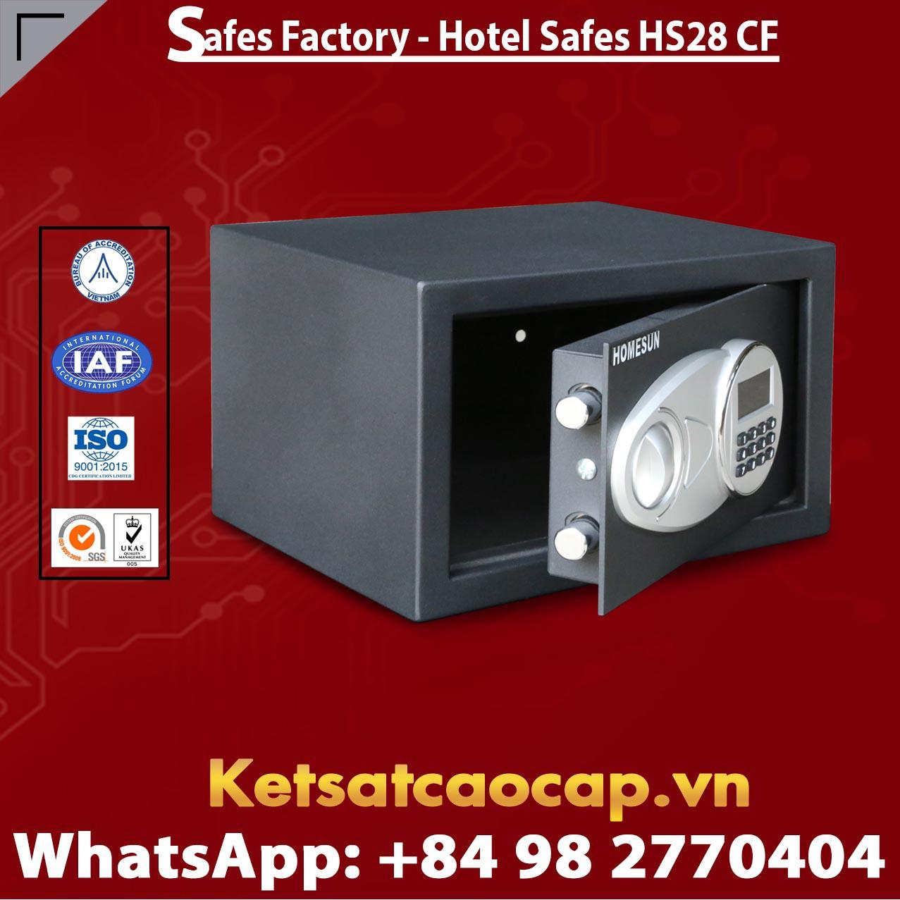 Két Sắt Khách Sạn Hà Nội Hotel Safes HOMESUN HS28 CF
