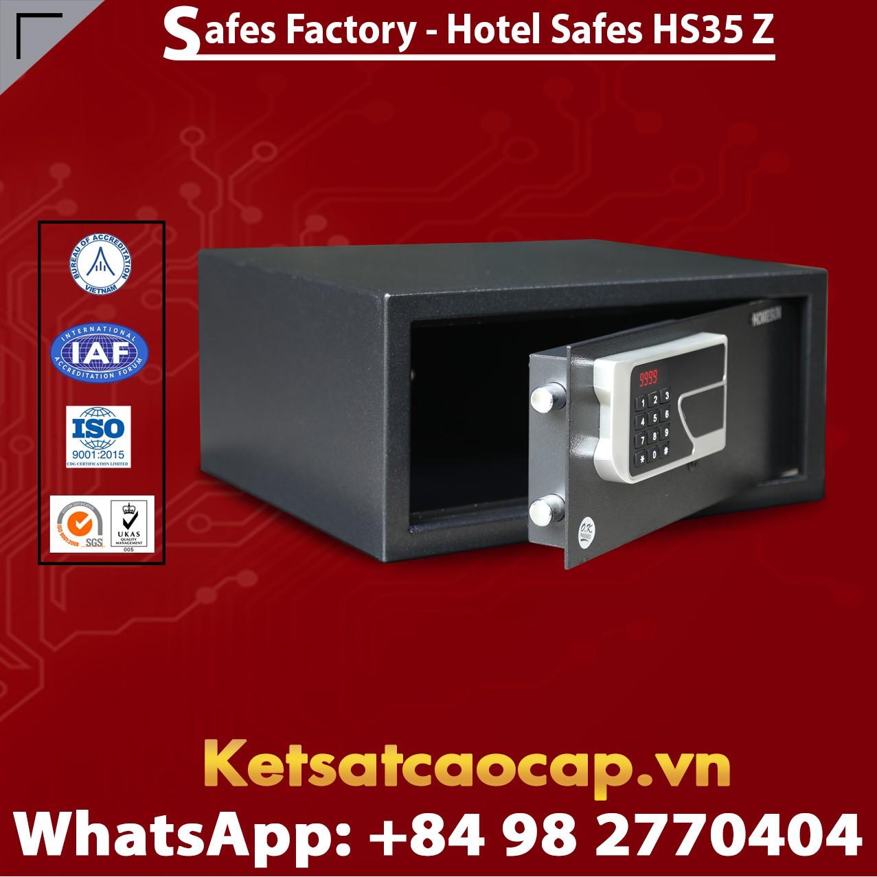 Két Sắt Khách Sạn Hotel Safes HOMESUN HS35 Z