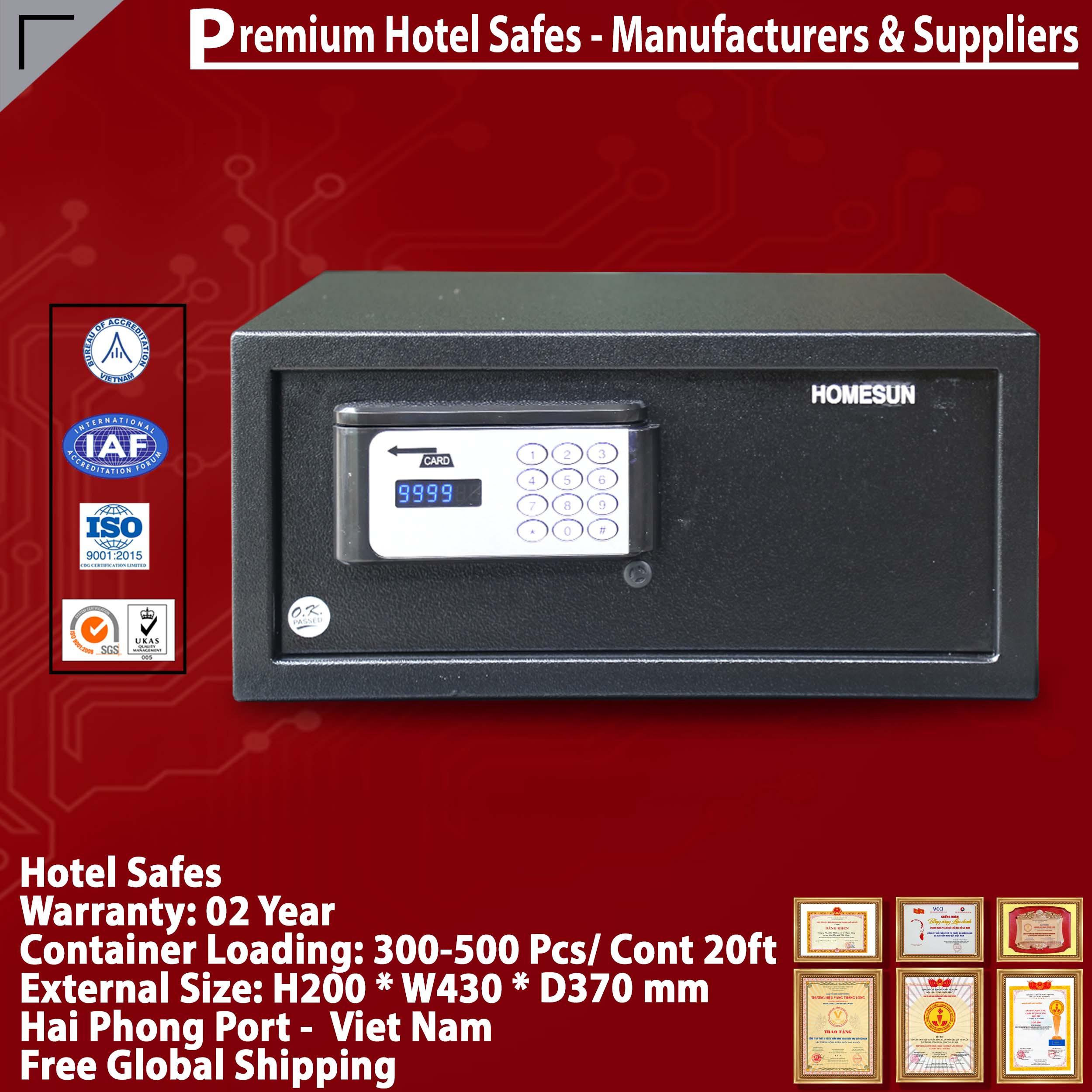 Hotel Safes WELKO