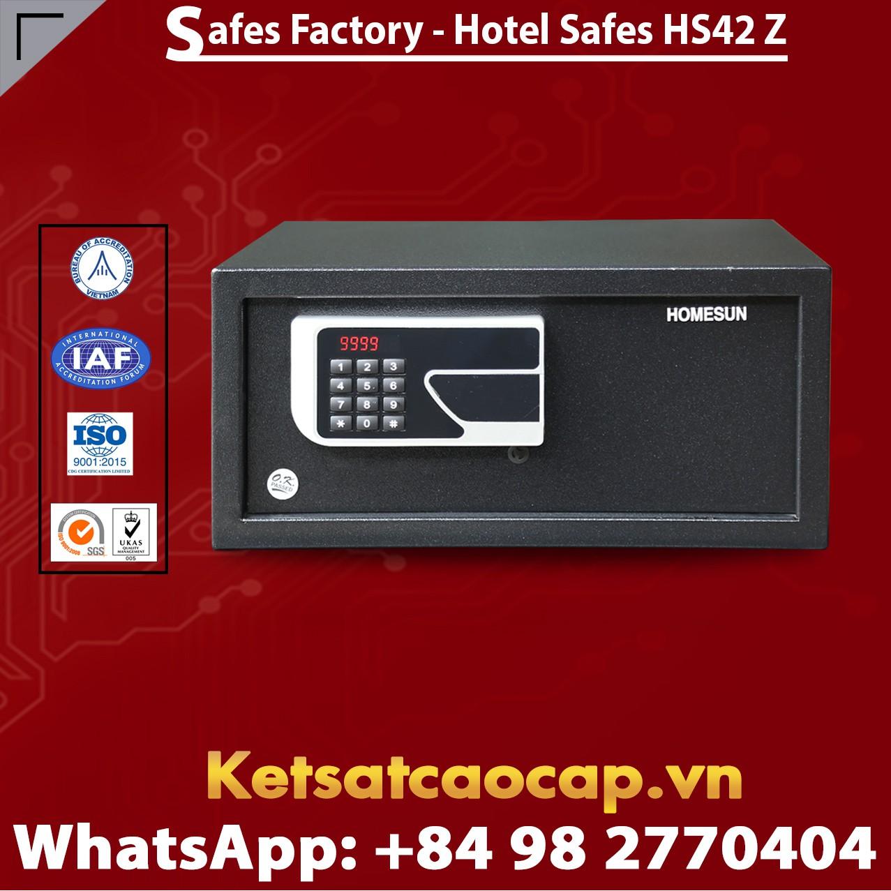 Két Sắt Khách Sạn Hotel Safes HOMESUN HS42 Z