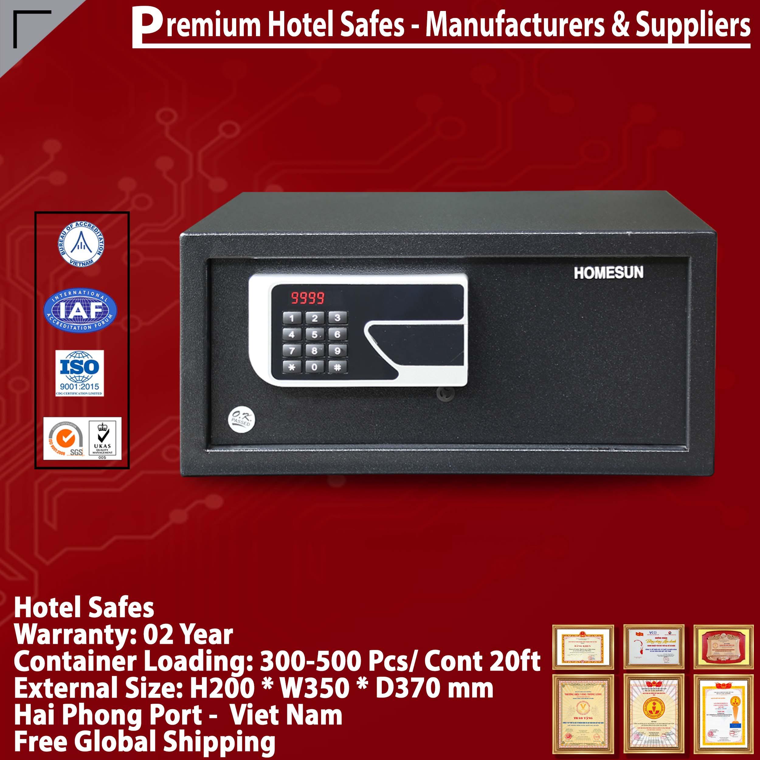 Best Hotel Safe For Home