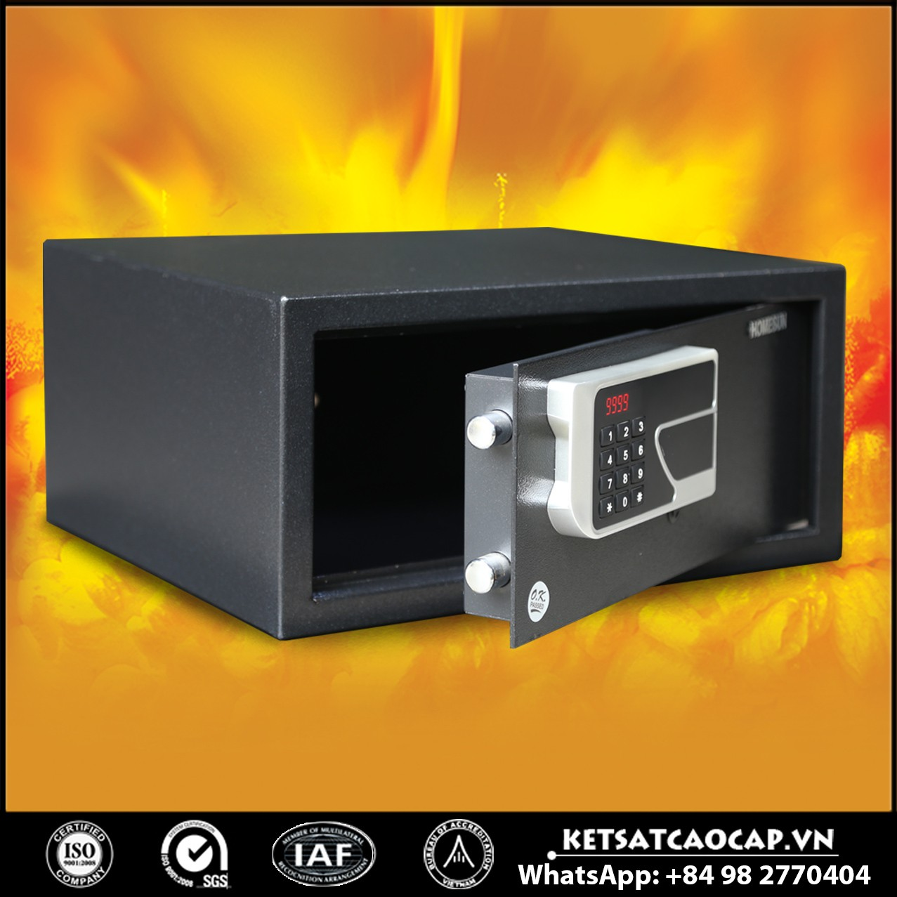Hotel Security Box Perfect For Hotels