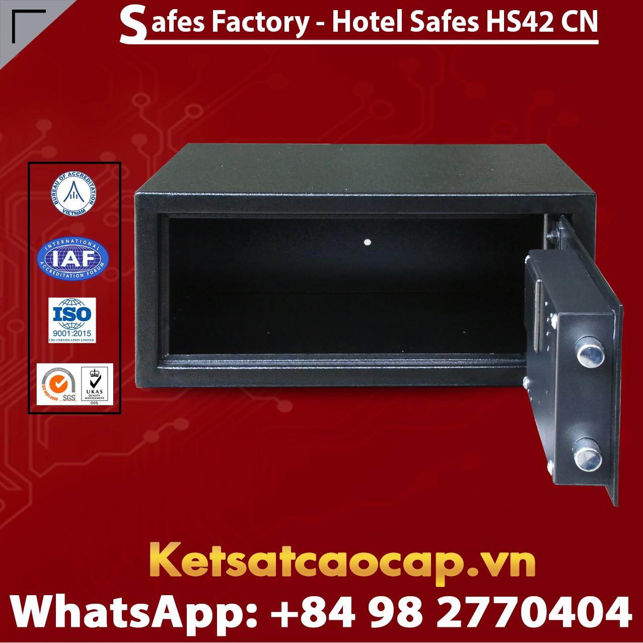 Két Sắt Khách Sạn Hotel Safes WELKO HS42 CN