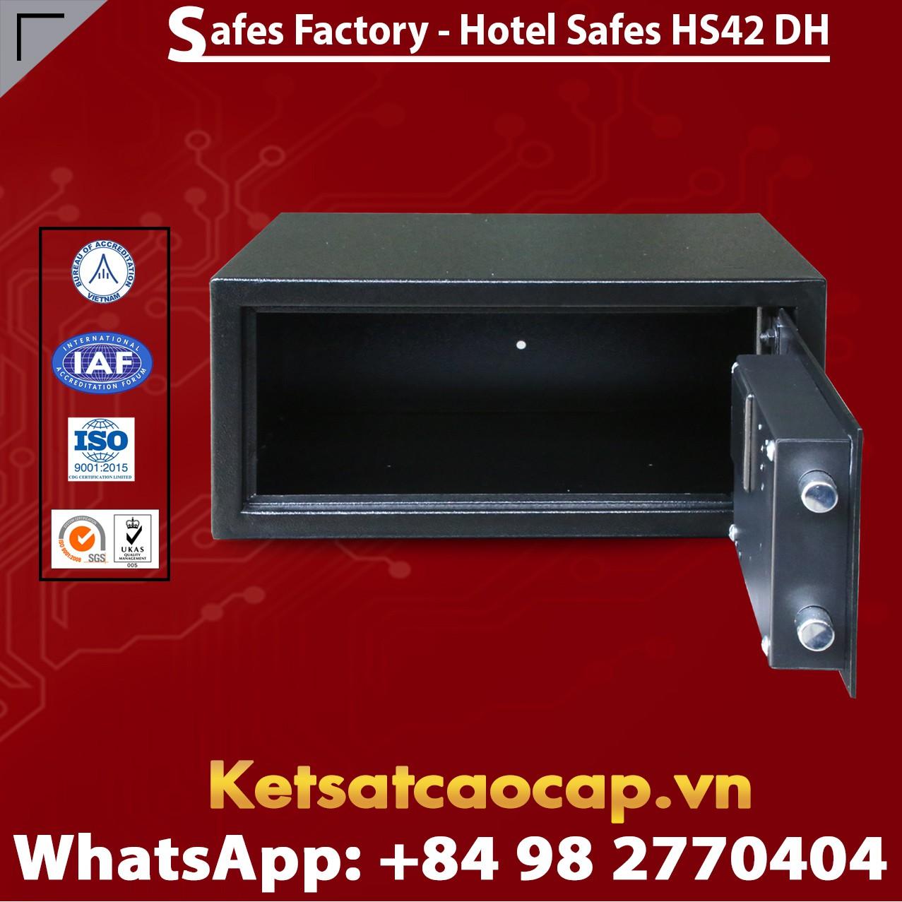 Két Sắt Khách Sạn Hotel Safes WELKO HS42 DH