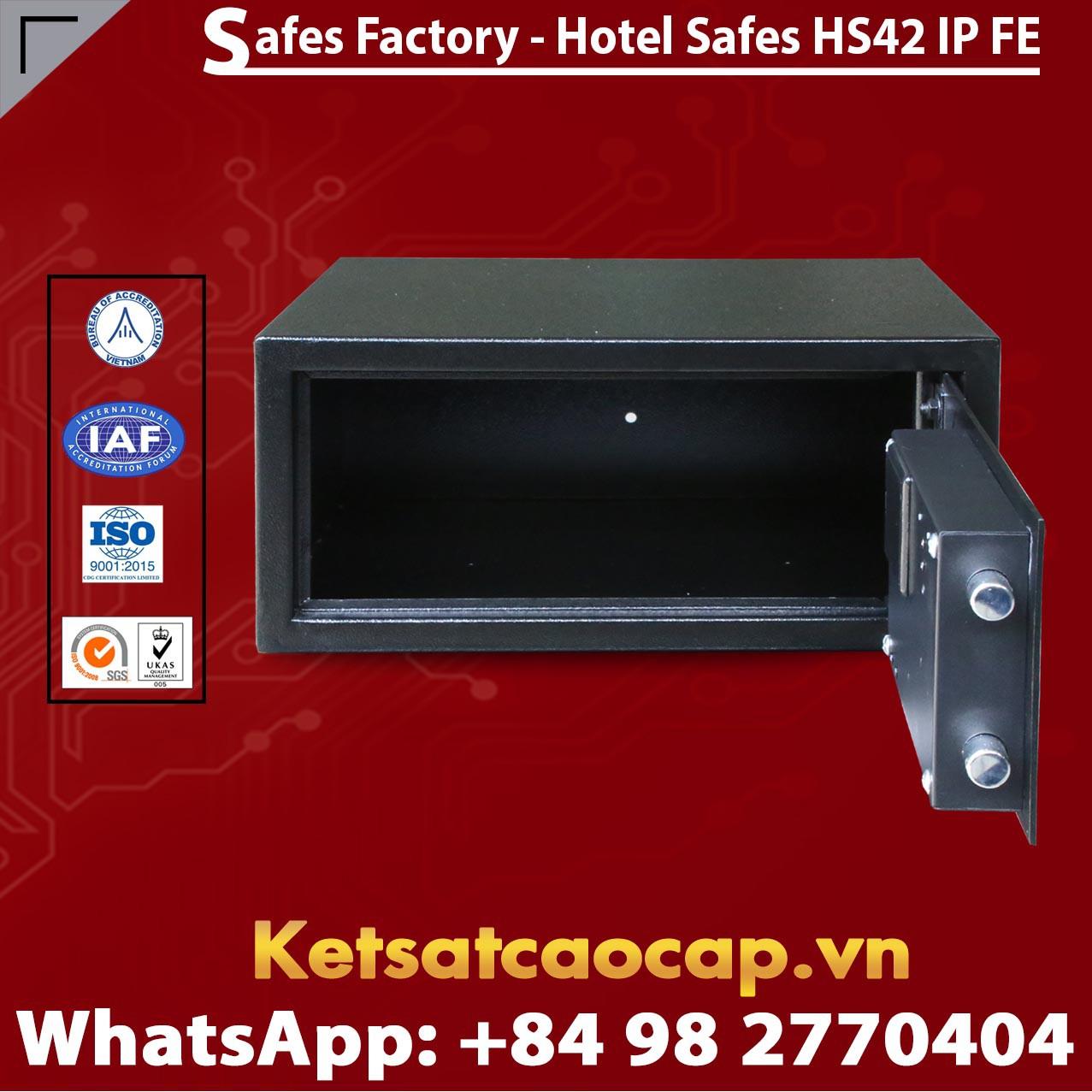 Két Sắt Khách Sạn Hotel Safes WELKO HS42 IP FE