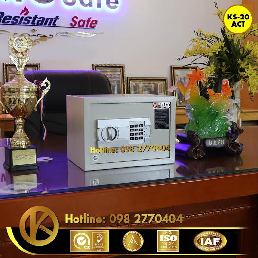 nhà cung cấp két sắt khách sạn WELKO Hotel Safe Phú Yên
