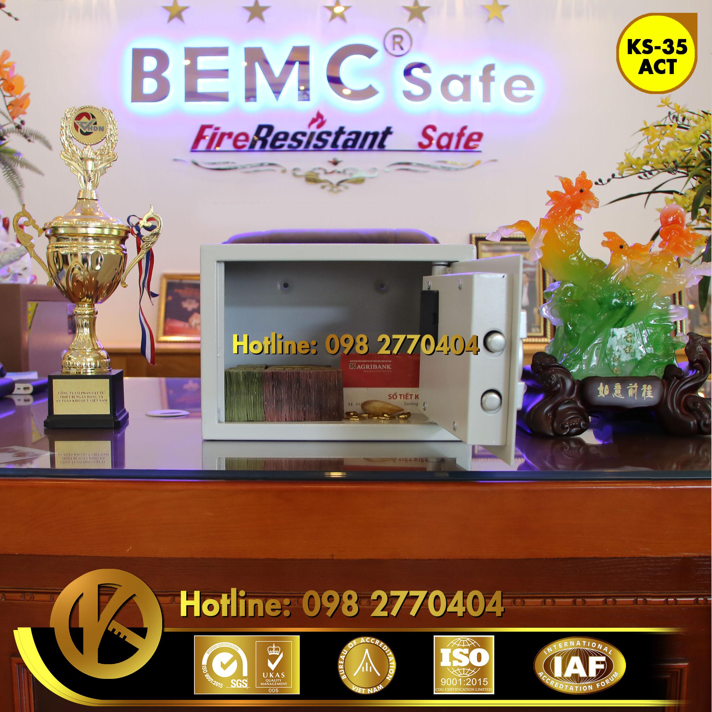 nhà cung cấp két sắt khách sạn WELKO Hotel Safe Eo Gió Bình Định