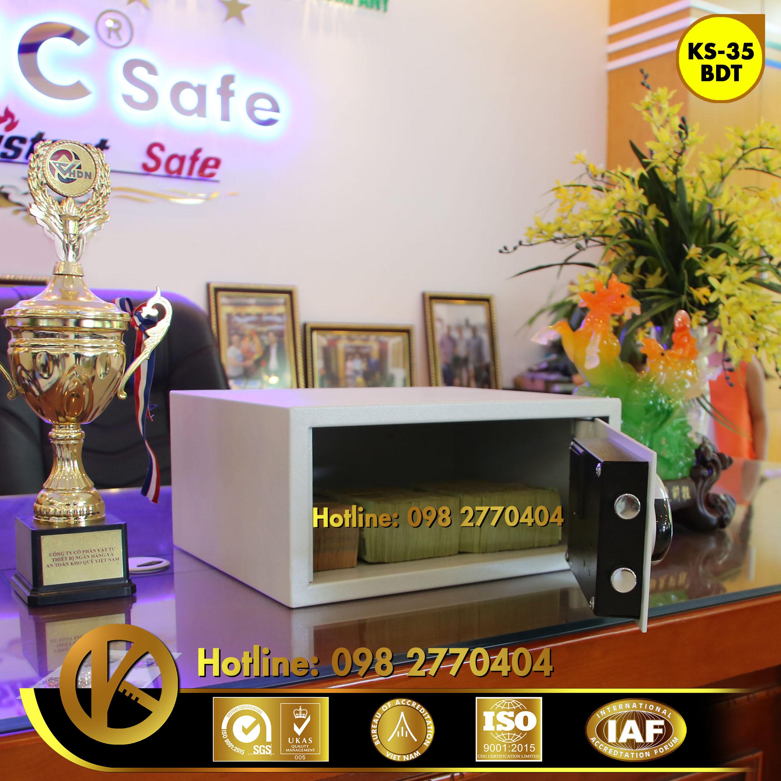 nhà cung cấp Két Sắt Khách Sạn WELKO Hotel SAFE Tỉnh Bình Phước