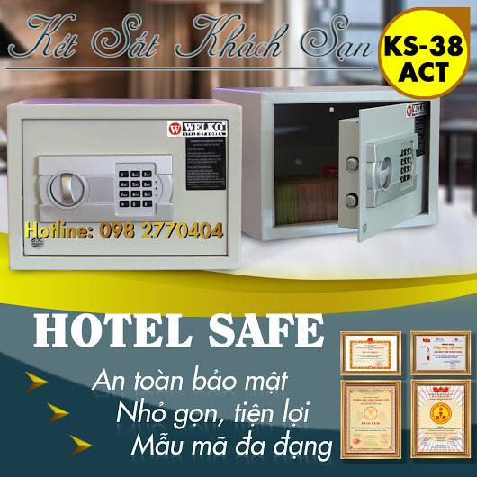 két sắt khách sạn điện tử hàn quốc tphcm giá bao nhiêu
