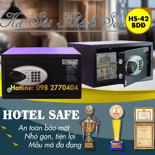 két sắt khách sạn