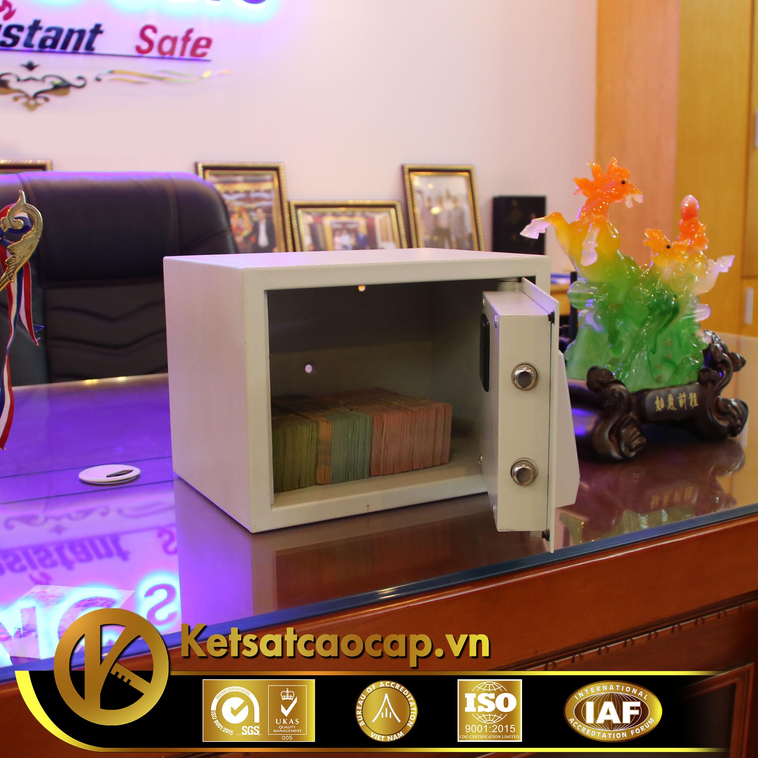 Két sắt khách sạn cao cấp KS421-ACT VUÔNG