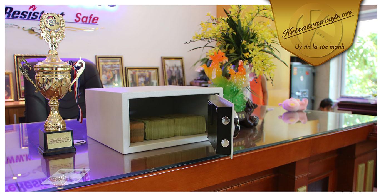 hình ảnh sản phẩm Két sắt khách sạn KS25-BDT