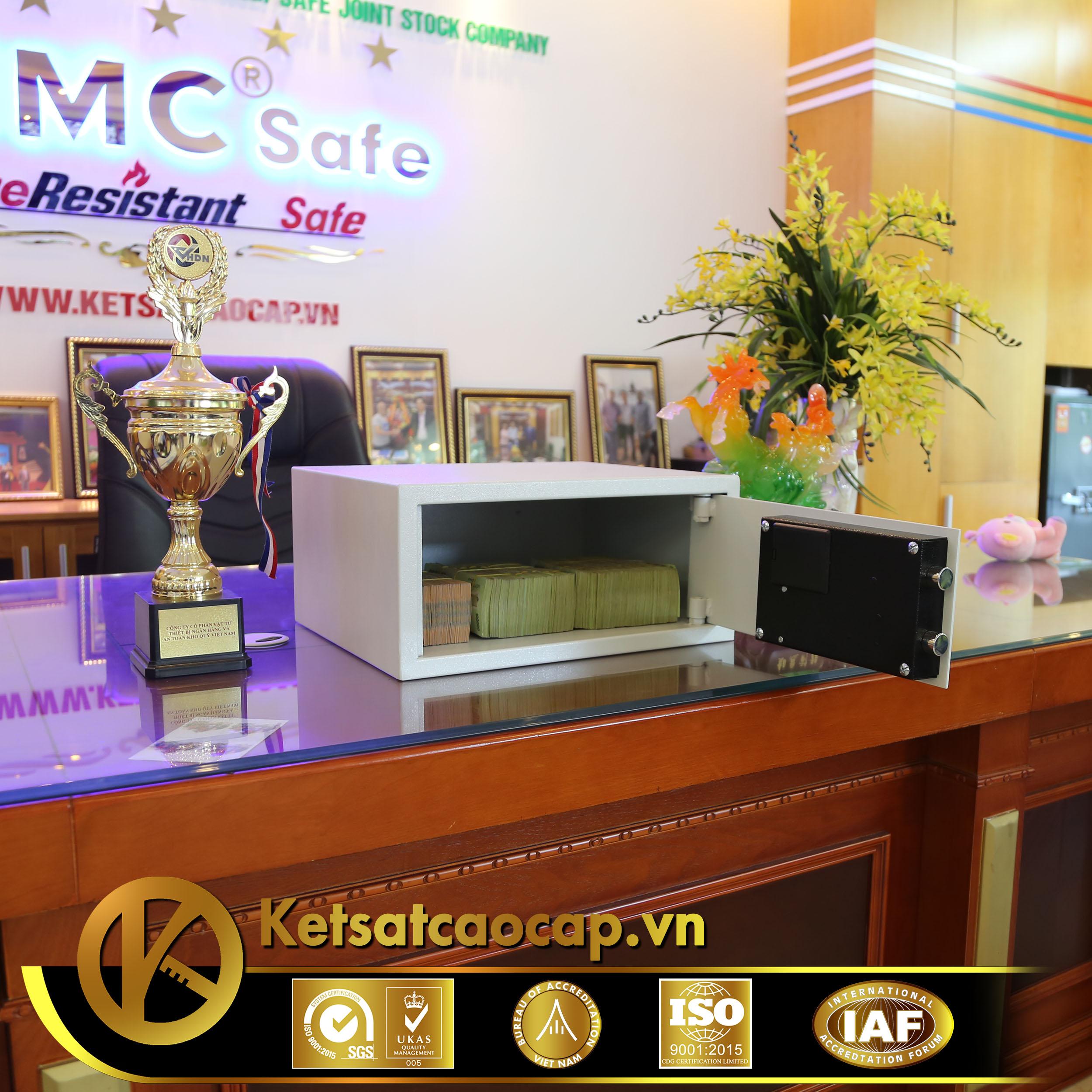 Két sắt khách sạn KS421-BDT