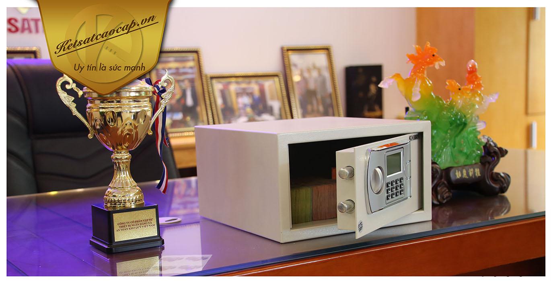 hình ảnh sản phẩm Két sắt khách sạn KS38-EKT