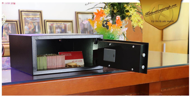 hình ảnh sản phẩm Két sắt khách sạn KS421-SILVER-PND