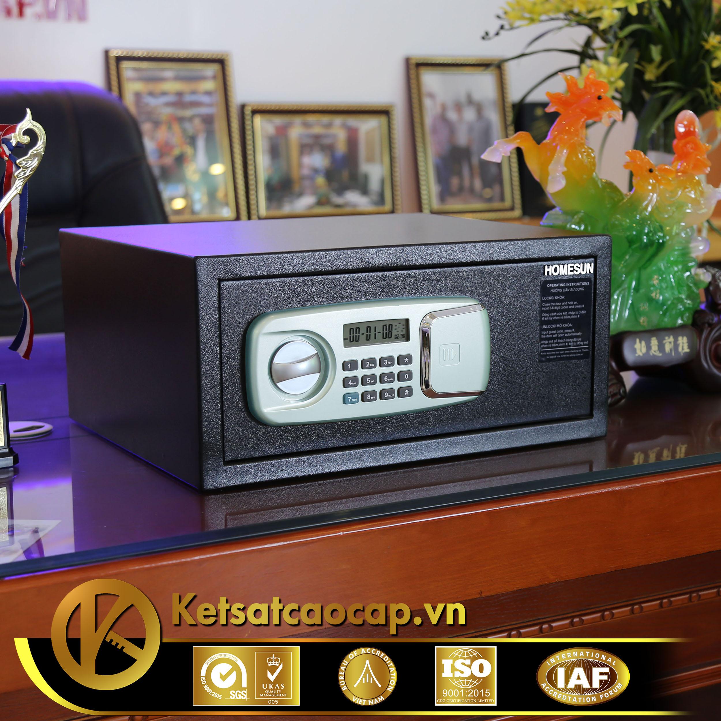nhà cung cấp ket sat khach san cao cap Phu Quoc WELKO Hotel Safe