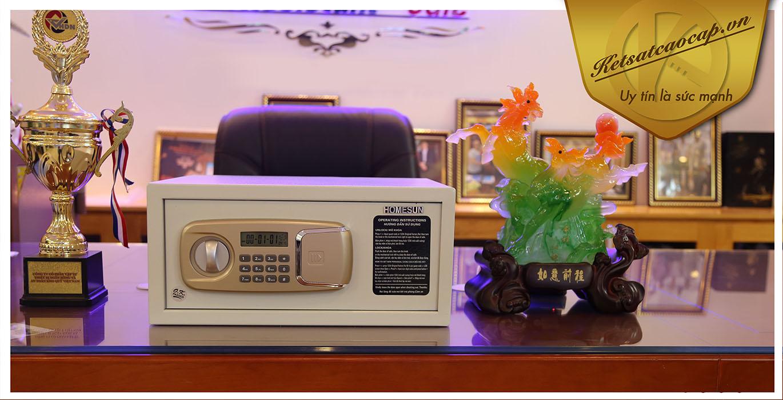 hình ảnh sản phẩm Két sắt khách sạn KS25-GOLD-PNT