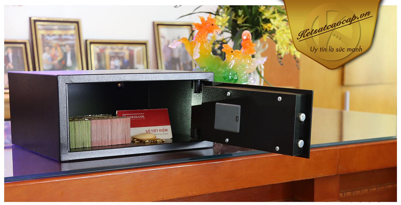 hình ảnh sản phẩm Két sắt khách sạn KS25-GOLD-PND