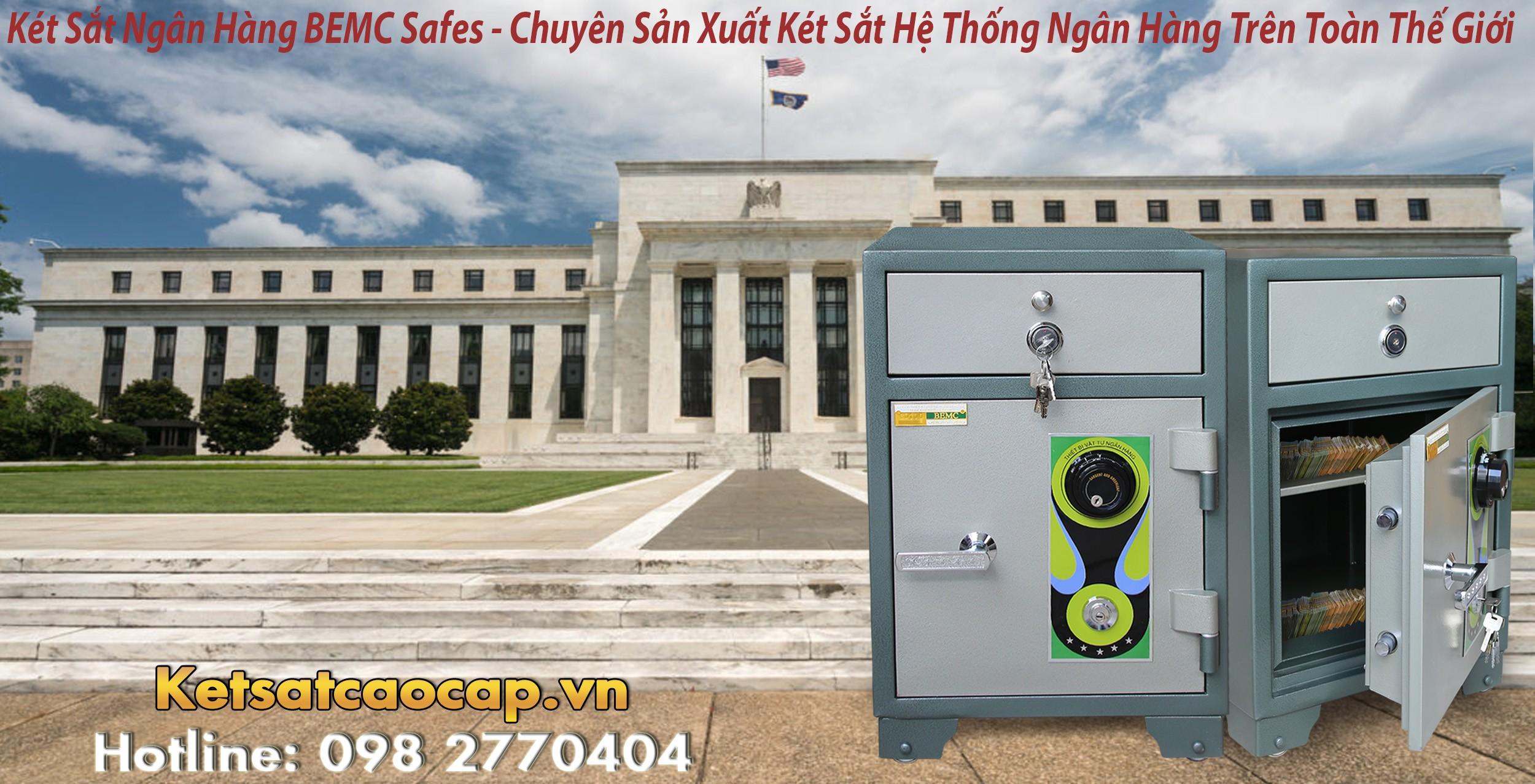 hình ảnh sản phẩm giá thuê két sắt ngân hàng vietcombank tại hà nội