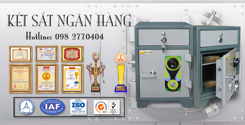 hình ảnh sản phẩm két sắt ngân hàng mini tại hà nội
