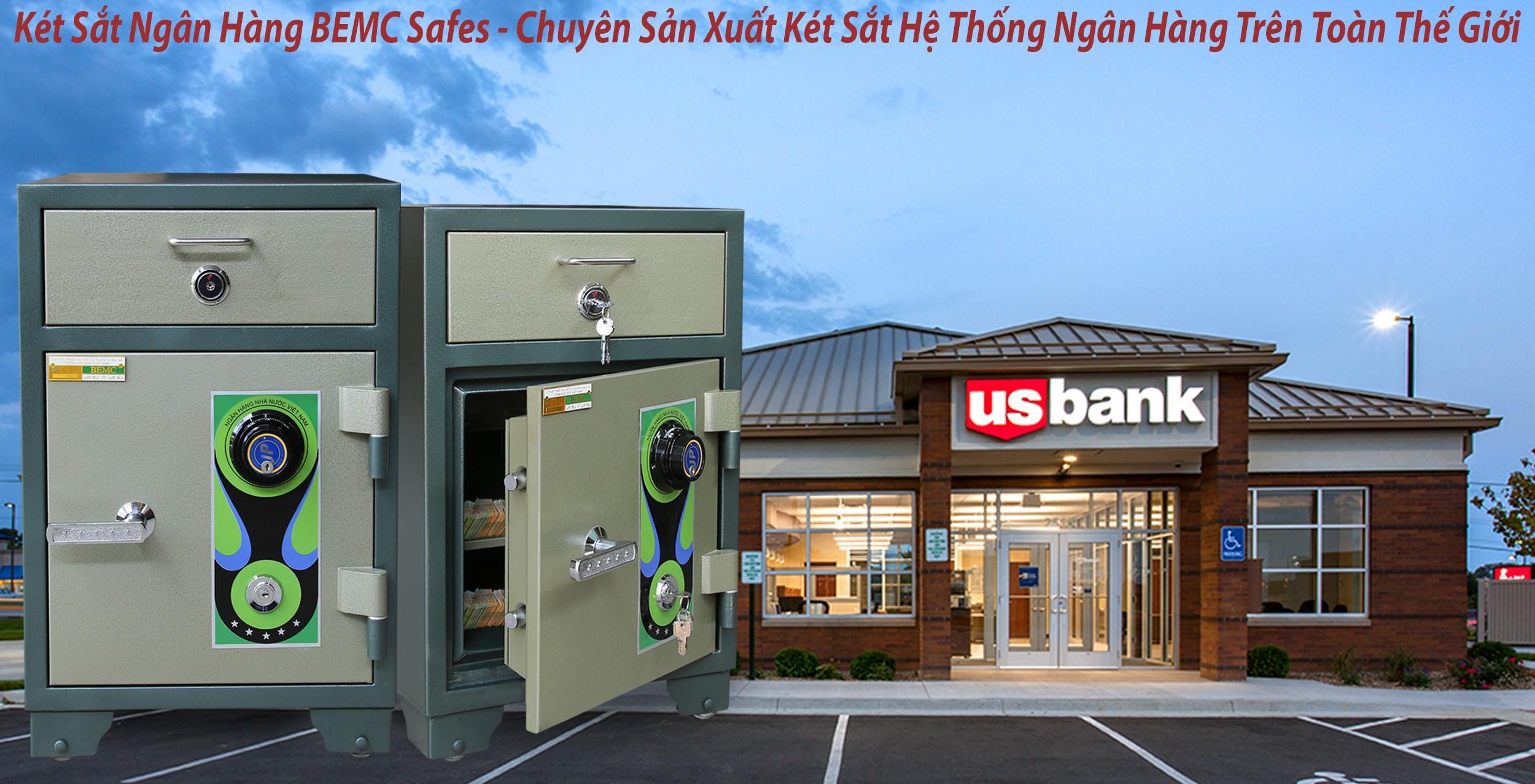 nhà cung cấp két sắt ngân hàng
