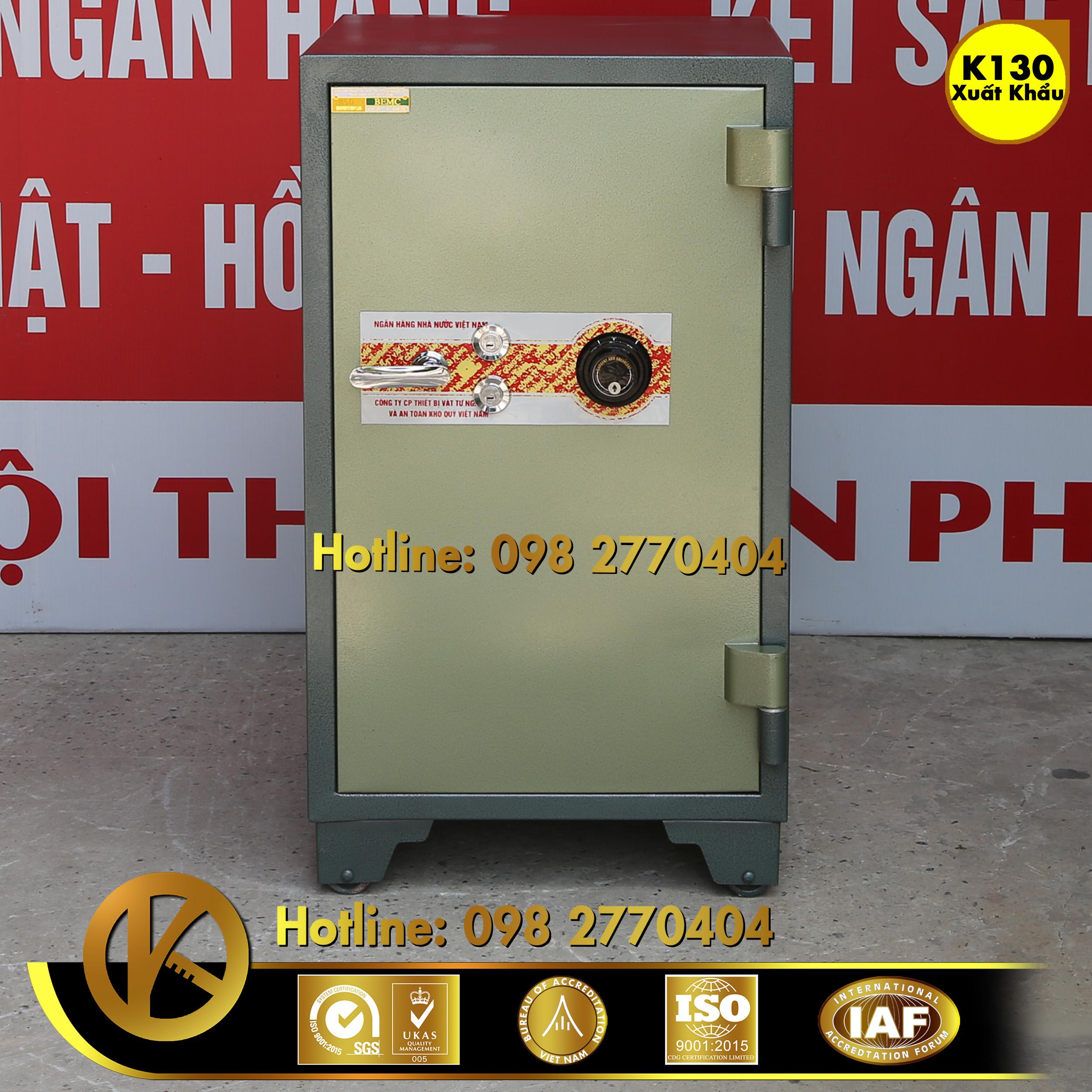 Đặc điểm nổi bật của két sắt dùng cho ngân hàng bemc đm
