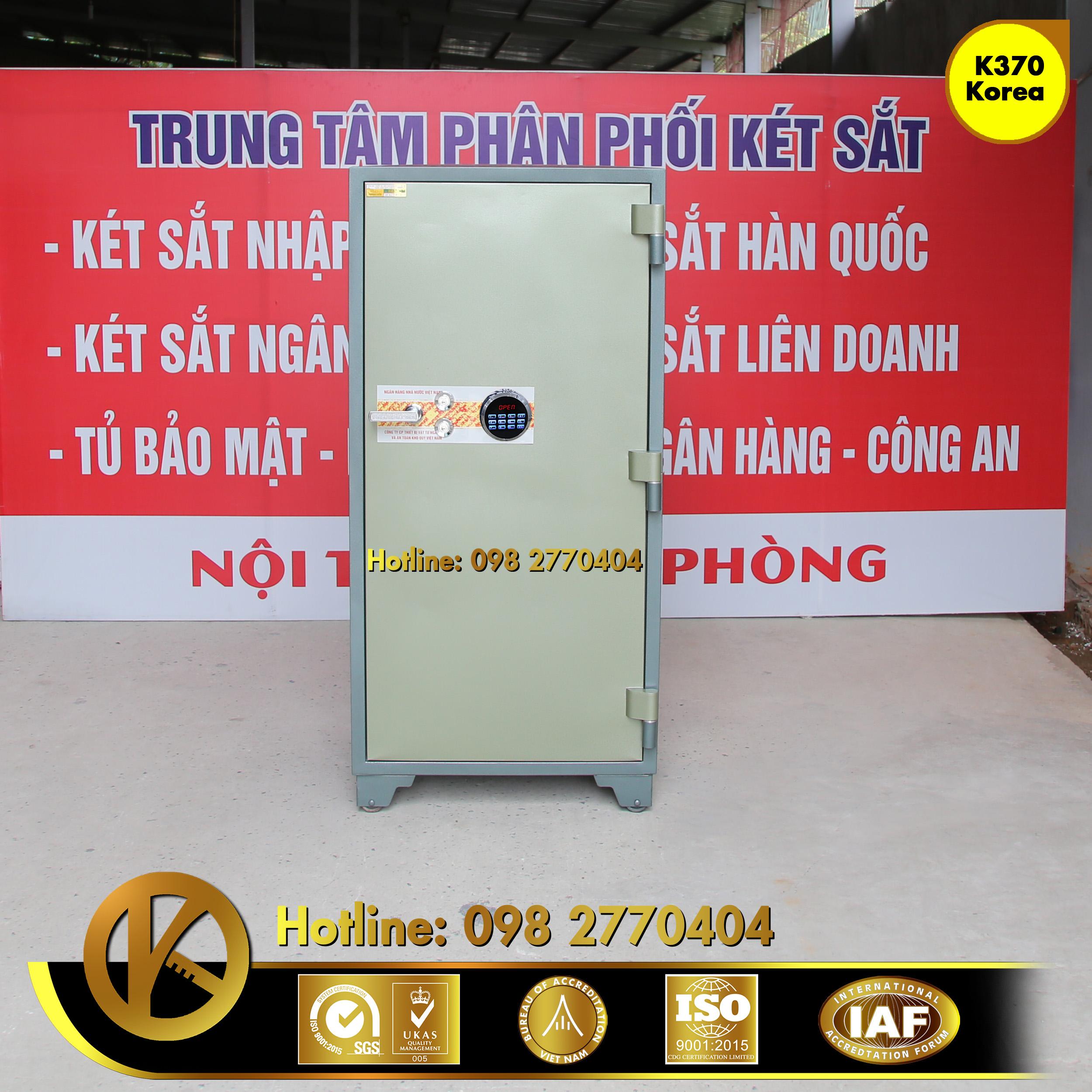 Két Sắt Ngân Hàng BEMC K370 Điện Tử