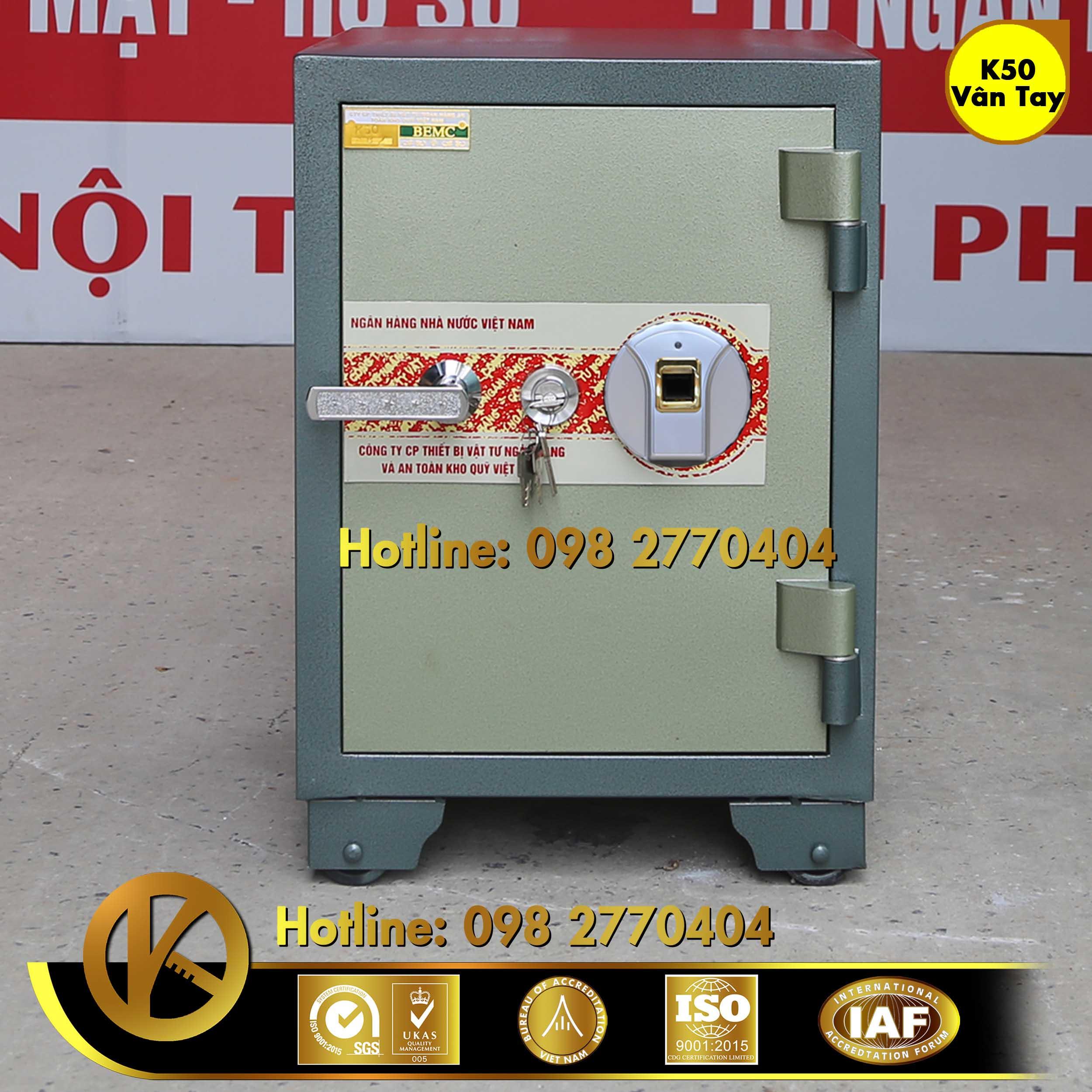 Đặc điểm nổi bật của két sắt dùng cho ngân hàng bemc điện tử