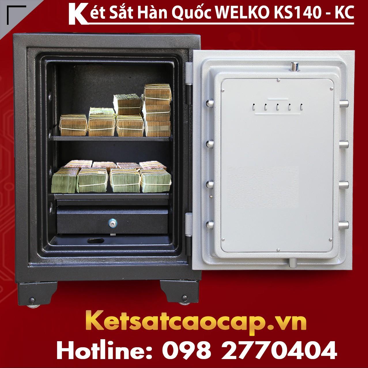 Két Sắt Văn Phòng KS140 - KC