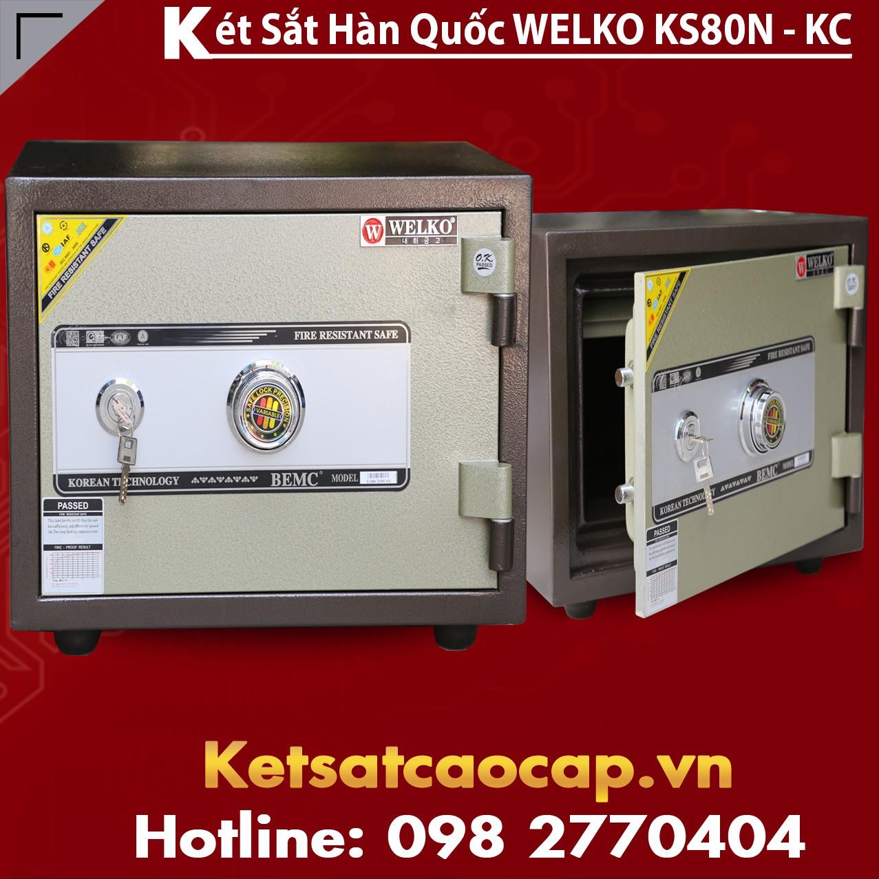 Két Sắt Văn Phòng KS160 - KC