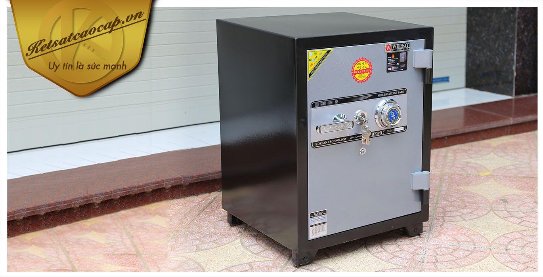hình ảnh sản phẩm két sắt chống cháy nào tốt tại hà nội