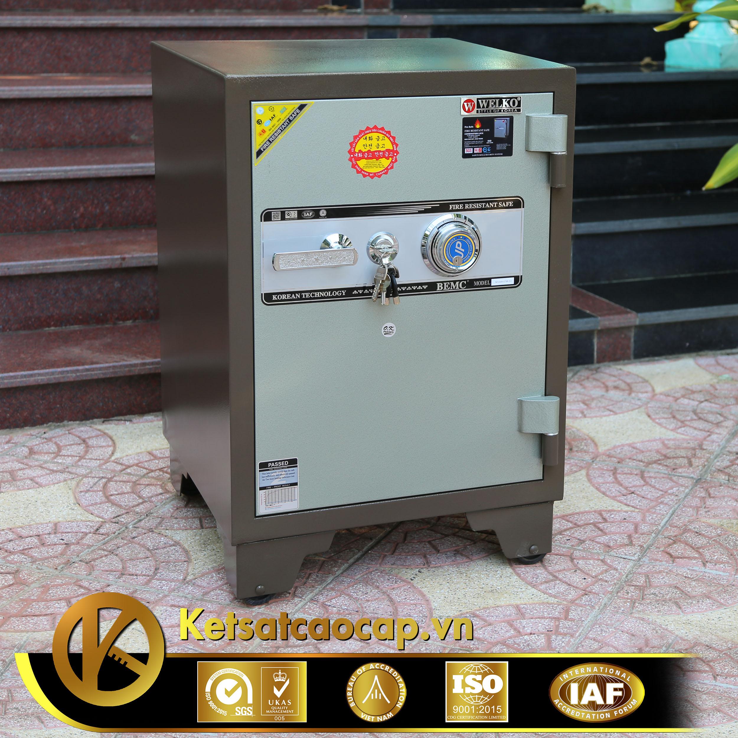 két sắt công ty thiết bị vật tư ngân hàng