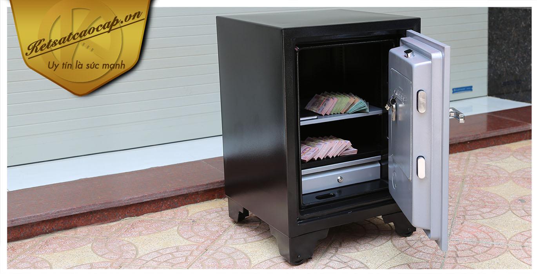 hình ảnh sản phẩm két sắt văn phòng loại nào tốt tại hà nội