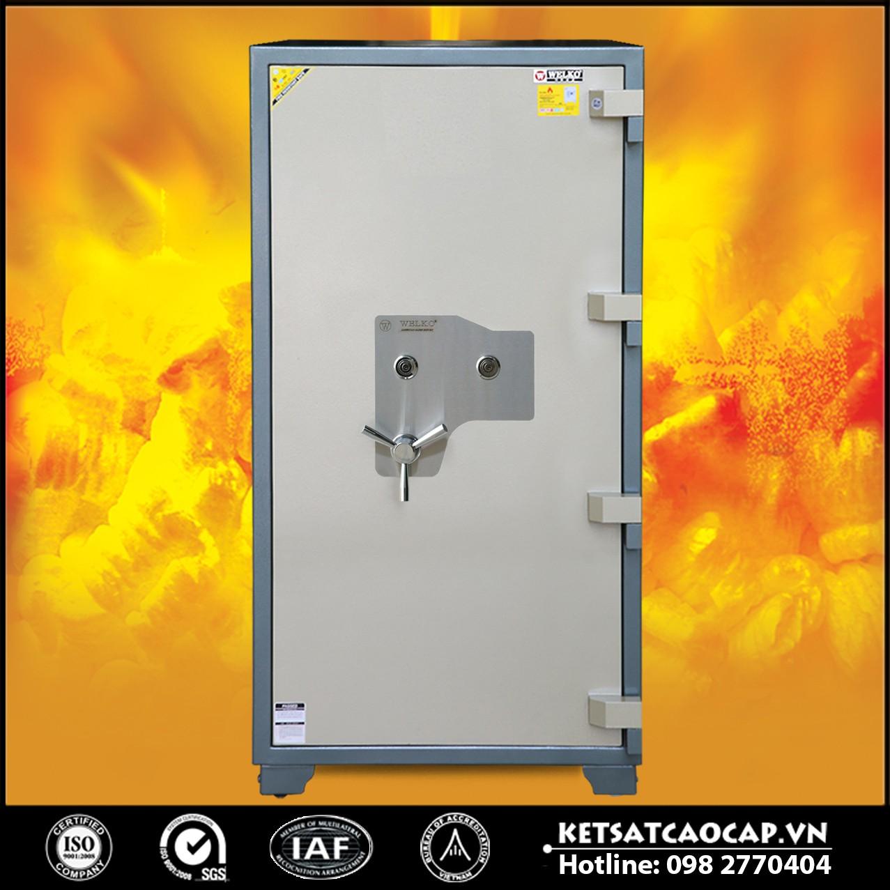Két Sắt Mini Safes NSA 1320 KEY Cao Cấp