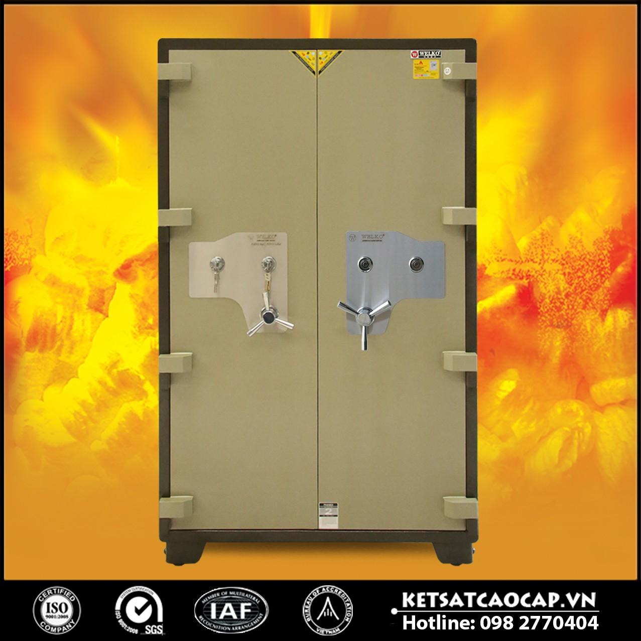 Két Sắt Mini Safes Két Sắt Tiệm Vàng NSA 1650 KEY