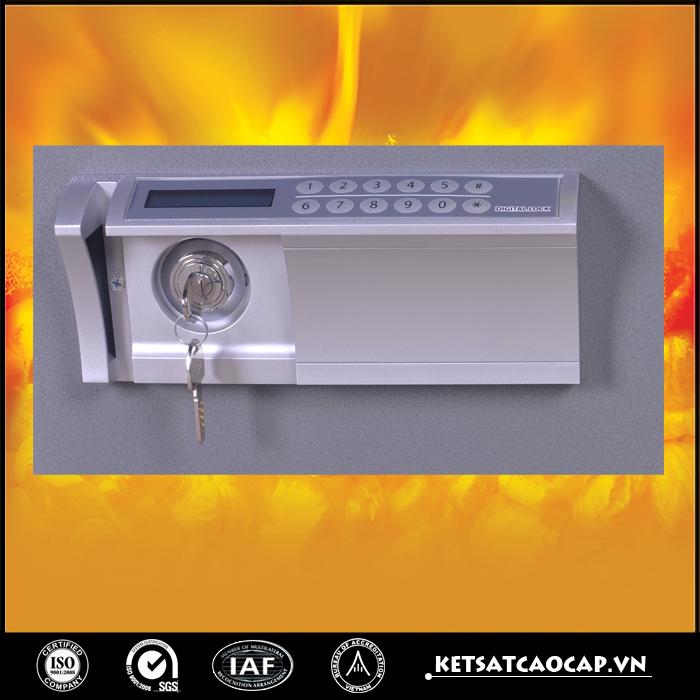Két Bạc chống cháy KCC 56 điện tử