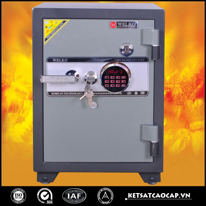 két sắt điện tử KS 125 E Đen
